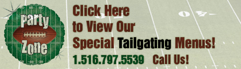 Tailgating Parties